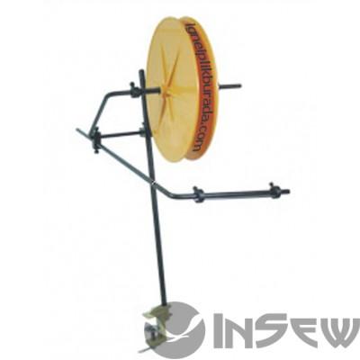 UMA-TAB02 Бобинодержатель для бейки вертикальный