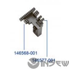 Двигатель ткани 146568-001 Brother
