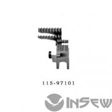 Двигатель ткани 115-97101 Juki