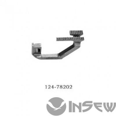 Двигатель ткани 124-78202 Juki