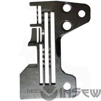 Игольная пластина R4305-JOE-E00 Juki