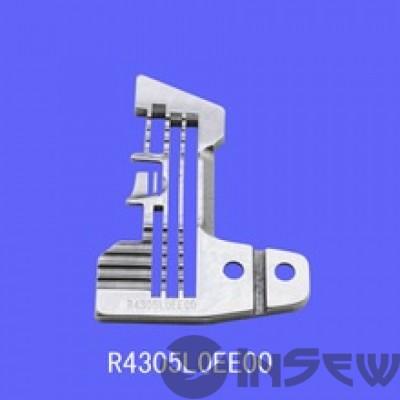 Игольная пластина R4305-L0E-E00 Juki