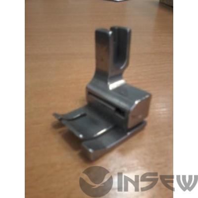 Лапка для отделочных строчек с компенсатором правым 12.7 мм CR 1/2E