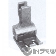 Лапка для отделочных строчек с компенсатором правым CL5/16E 0,79mm
