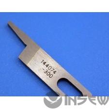 Нож верхний  144074-001 Brother