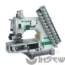 ZJ1414-100-403-601-616-12064- швейная машина под резинку