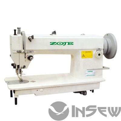 Промышленная швейная машина Zoje ZJ 0302 с верхним и нижним продвижением материала